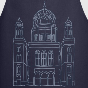 New Synagogue Berlin  Aprons - Cooking Apron