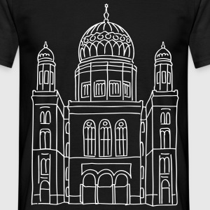 New Synagogue Berlin T-Shirts - Men's T-Shirt