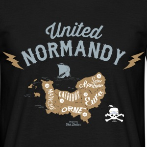 United Normandy Tee shirts - T-shirt Homme