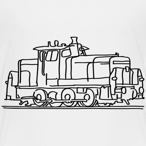 Lokomotive Zug Diesel Eisenbahn