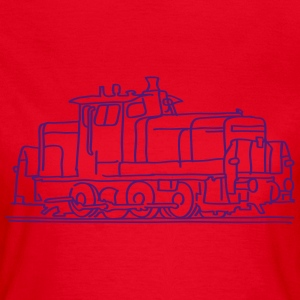 Diesel locomotive T-Shirts - Women's T-Shirt