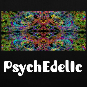 Psychedelic Banner  II - Stoffbeutel