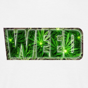 Weed O Matic Tee shirts - T-shirt Homme