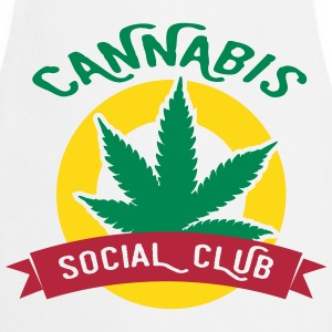 /// CANNABIS SOCIAL CLUB /// - Tablier de cuisine