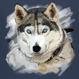 Husky T-Shirts - Teenager Premium T-Shirt