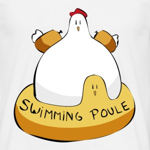 Swimming poule - T-shirt Homme