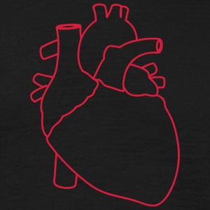 Heart T-Shirts - Men's T-Shirt