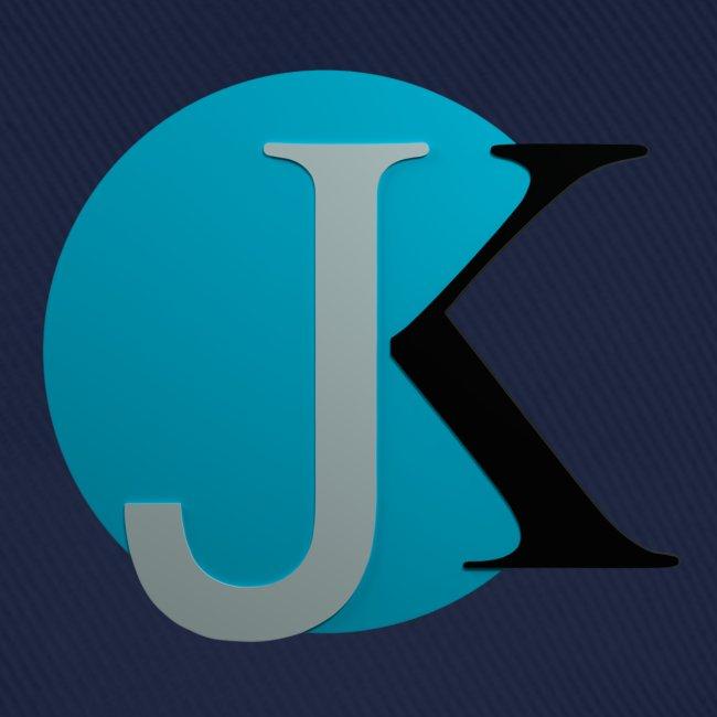 JK Logo groß Baseballkappe
