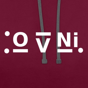 ovni Sweaters - Contrast hoodie
