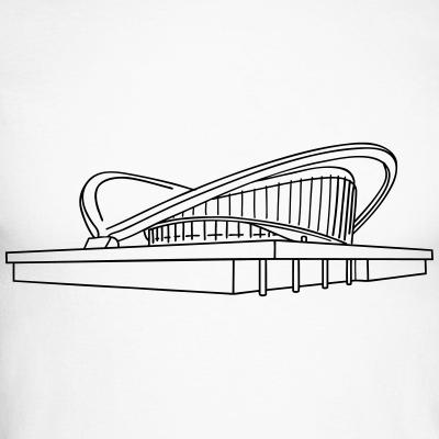 Haus der Kulturen der Welt (schwangere Auster) Berlin
