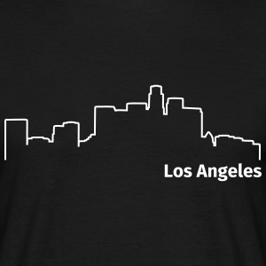 Los Angeles T-shirts - Herre-T-shirt
