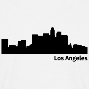 Los Angeles T-shirts - Mannen T-shirt
