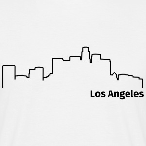 Los Angeles T-shirts - T-shirt herr