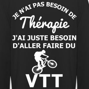 Thérapie VTT Sweat-shirts - Sweat-shirt à capuche unisexe