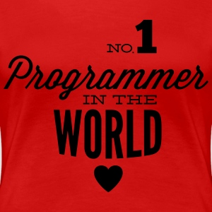 Best programmers in the world T-Shirts - Women's Premium T-Shirt