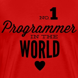 Best programmers in the world T-Shirts - Men's Premium T-Shirt
