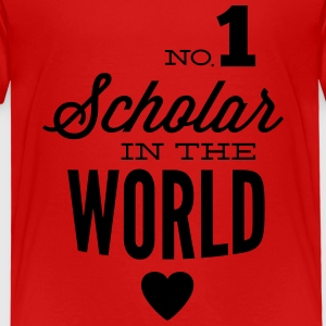 Best students of the world Shirts - Kids' Premium T-Shirt