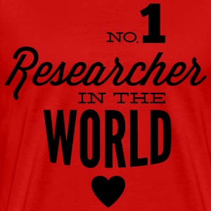 The world's best scientists T-Shirts - Men's Premium T-Shirt
