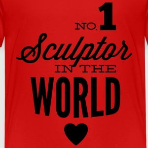 Best sculptors of the world Shirts - Kids' Premium T-Shirt