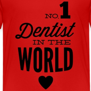 Best dentist in the world Shirts - Kids' Premium T-Shirt