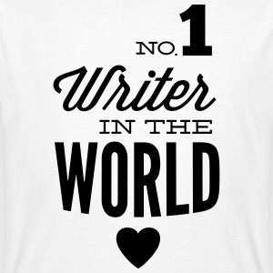 Best author of the world T-Shirts - Men's Organic T-shirt