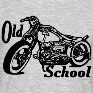 Old school  Tee shirt - T-shirt Homme