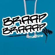Motiv ~ Braaap Blue and Grey