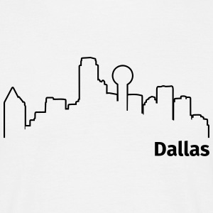 Dallas T-shirts - Herre-T-shirt