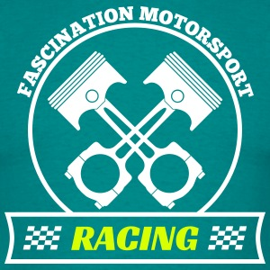 Fascination Motorsport T-Shirt - Männer T-Shirt