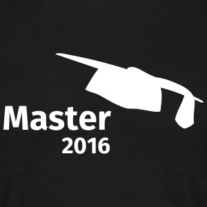 Master 2016 Tee shirts - T-shirt Homme