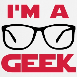 i'm a geek design - Tablier de cuisine