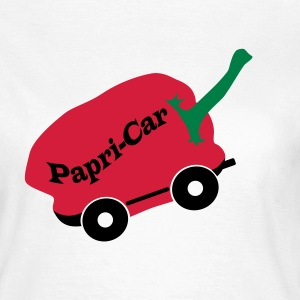 Papri-Car by Claudia-Moda - T-shirt Femme