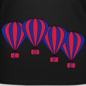 Love Balloons by Claudia-Moda T-Shirts - Women's T-Shirt
