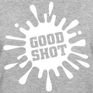 Good Shot T-shirts - Vrouwen Bio-T-shirt
