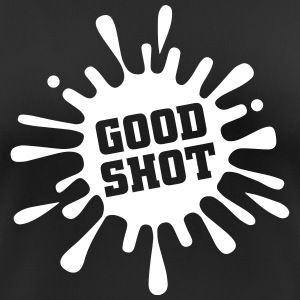 Good Shot T-shirts - vrouwen T-shirt ademend
