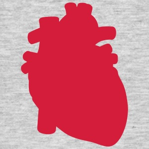 Heart T-shirts - Mannen T-shirt