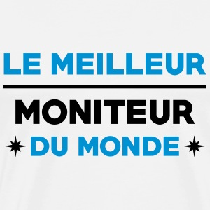 Tee shirts ecole spreadshirt for Meilleur moniteur 2016