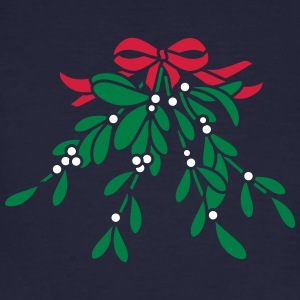 A sprig of mistletoe T-Shirts - Men's Organic T-shirt