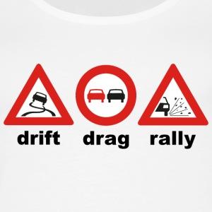 drift drag rally