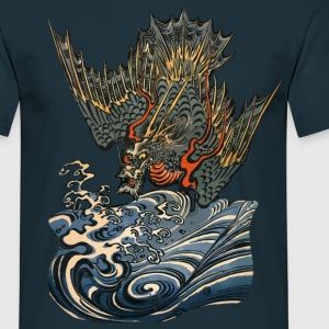 Ocean Dragon T-Shirts - Men's T-Shirt