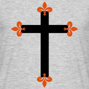Cross T-Shirt - Herre-T-shirt