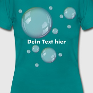 BIG BUBBLES Blasen - Frauen T-Shirt