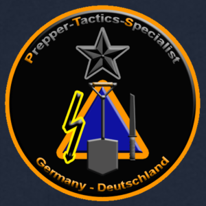 Prepper Tactics Spezialist DE Groß