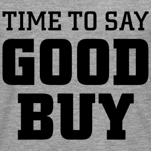 Time to say good buy Long sleeve shirts - Men's Premium Longsleeve Shirt