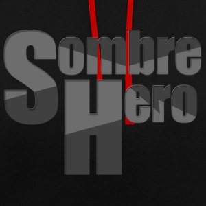 Ce Sweat-Shirt cherche sont SombreHero - Sweat-shirt contraste