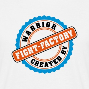 Warrior Fight-Factory T-Shirts - Männer T-Shirt
