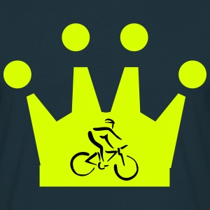 Biker Crown - T-shirt herr