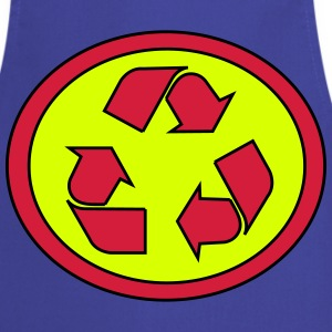 Super, Superheld, Superheldin, Hero, Recycling  Aprons - Cooking Apron