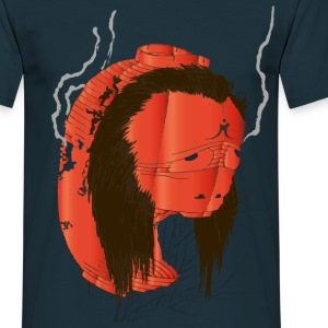 Japanese Lantern Ghost T-shirts - Mannen T-shirt
