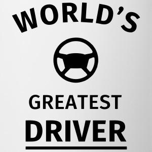 World's Greatest Driver Mokken & toebehoor - Mok
